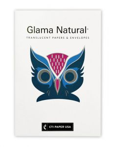 Anchor Paper - CTI Paper Glama Natural Envelopes