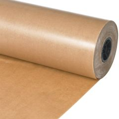 Anchor Paper - Corydon Converting FLXOL Natural Kraft, Poly-Coated 1 Side Paper