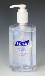 Purell® Instant Hand Sanitizer in a Pump Bottle